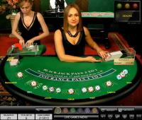 blackjack casino live